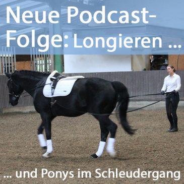 Podcast-Folge 5: Longieren – jetzt online!